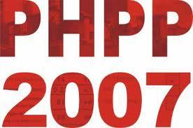 phpp 2007
