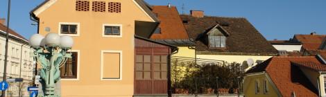 Energetska prenova objekta pri Zmajskem mostu v Ljubljani